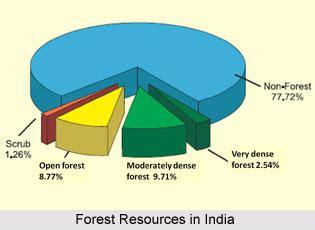 Forest Resources in India - indianetzonecom
